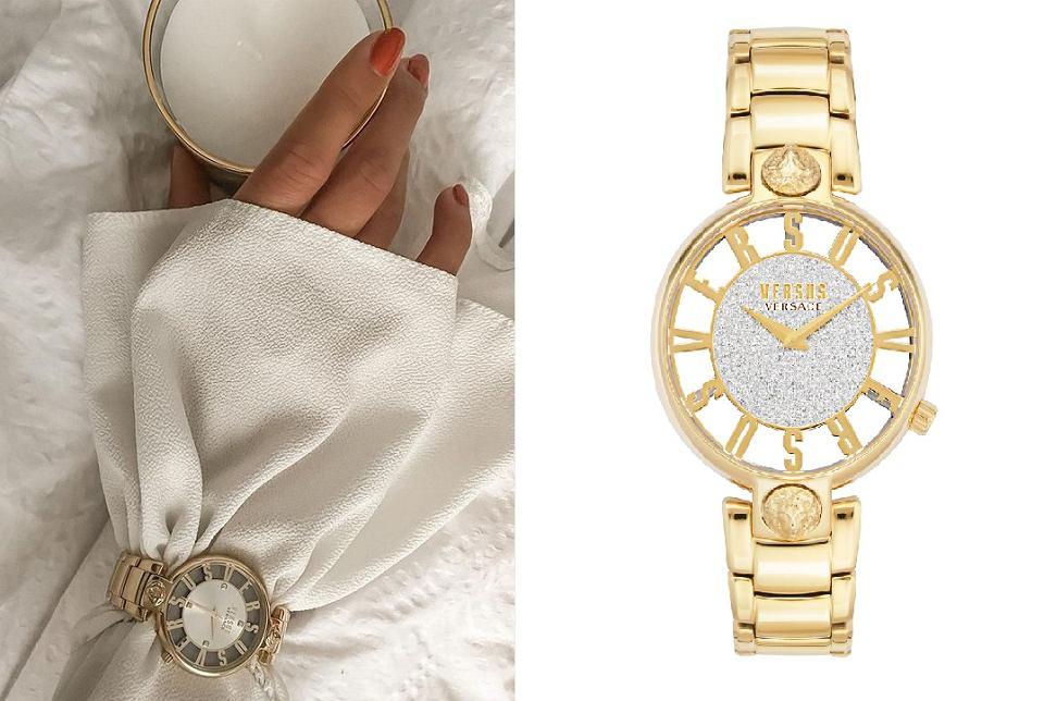 Zegarki Versace