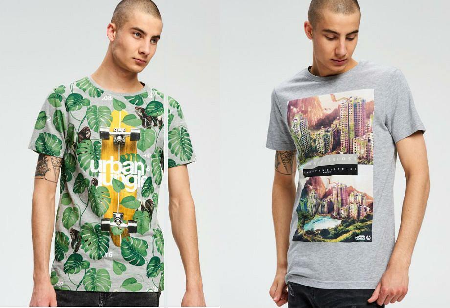 Męskie trendy w kolekcji Cropp