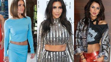 Kim Kardashian, Edyta Herbuś, Natalia Siwiec