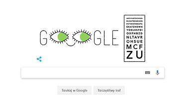 Ferdinand Monoyer został bohaterem Google Doodle
