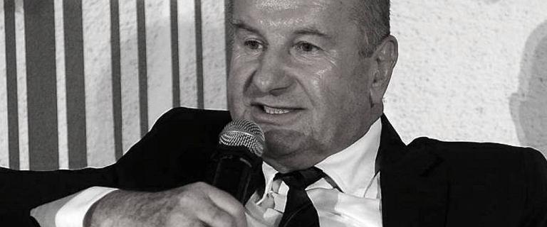 Kazimierz Pazgan nie żyje. Twórca marki Konspol, jeden z najbogatszych Polaków