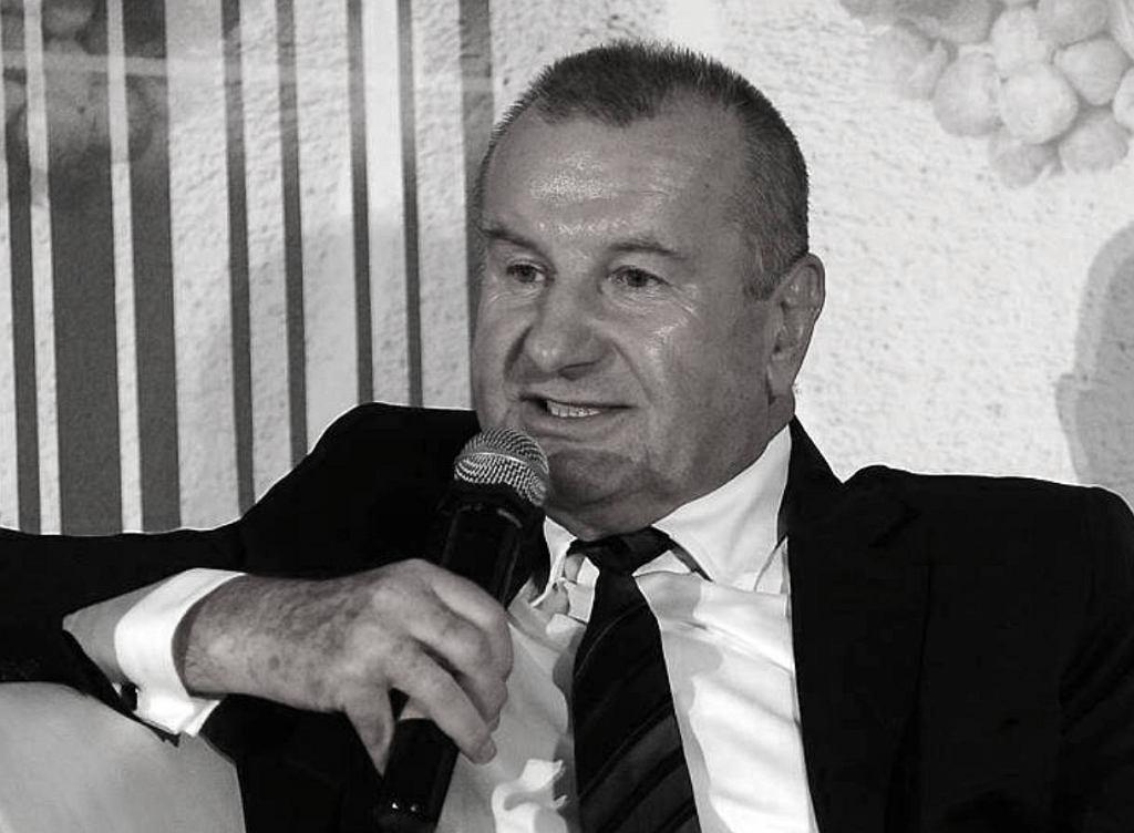 Kazimierz Pazgan nie żyje