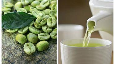 Co wybrać zieloną herbatę czy zieloną kawę?