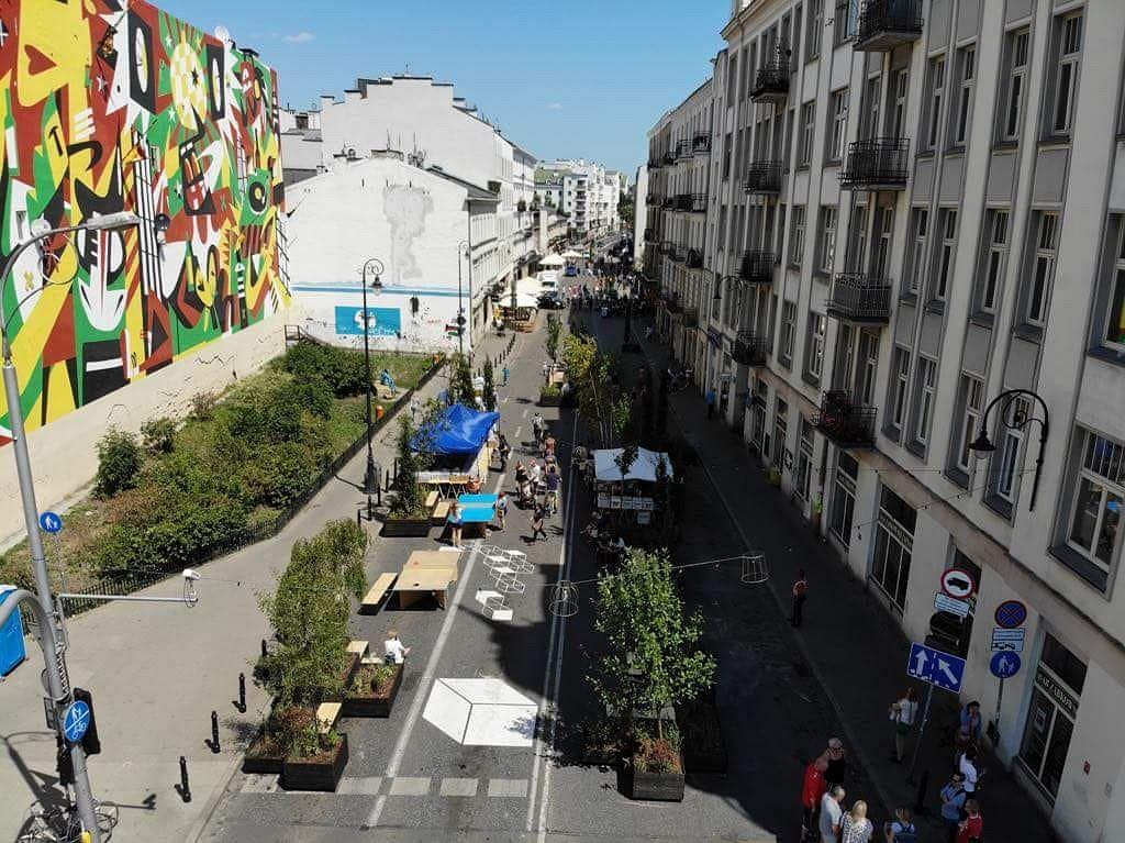 Festiwal Otwarta Ząbkowska 2018