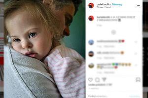 Bartek Królik o córce z Zespołem Downa: Miłość i wdzięczność, którą Gucia ma w sobie, całkowicie wyleczyły lęk