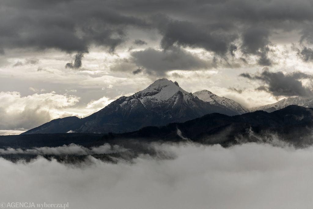 Trudne warunki w Tatrach (zdjęcie ilustracyjne)