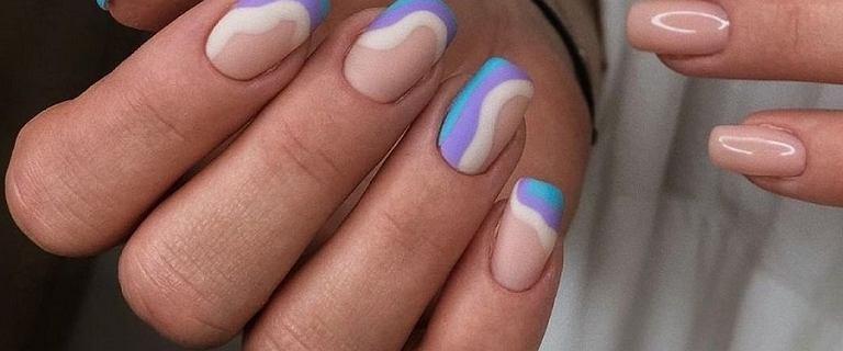Jaki manicure będzie modny latem 2021?  Intensywne kolory idą w odstawkę. Oto garść inspiracji z Instagrama
