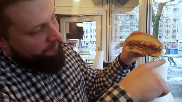 Najlepszy burger w Warszawie