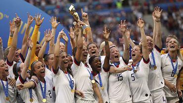 Mistrzostwa Świata w piłce nożnej kobiet, 20019,  zwycięstwo Amerykanem