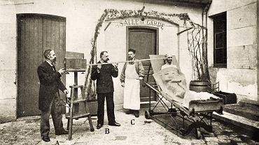 Śledztwa Alphonse'a Bertillona
