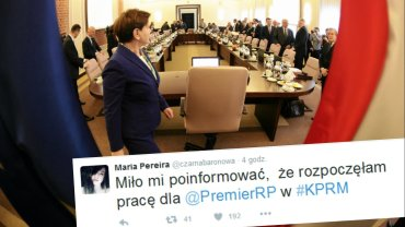 Maria Pereira i KPRM