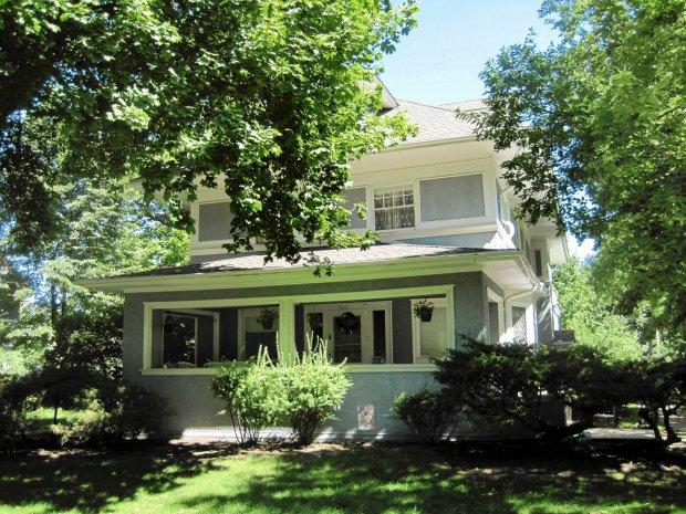 Dom rodzinny w Oak Park