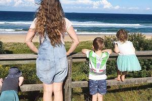 Polska mama z Australii: Mam troje dzieci z wolnego wybiegu