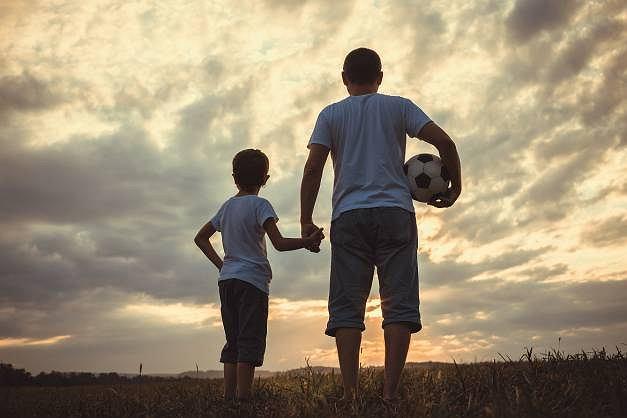Dla dzieci najważniejsze jest, żeby po prostu z nimi być