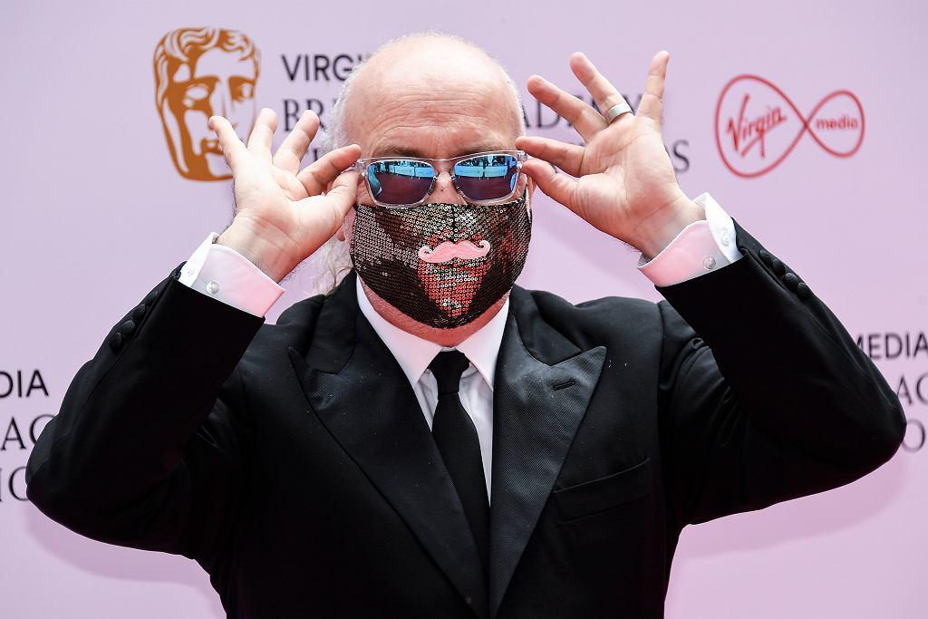 Bafta TV Awards Arrivals - Bill Bailey
