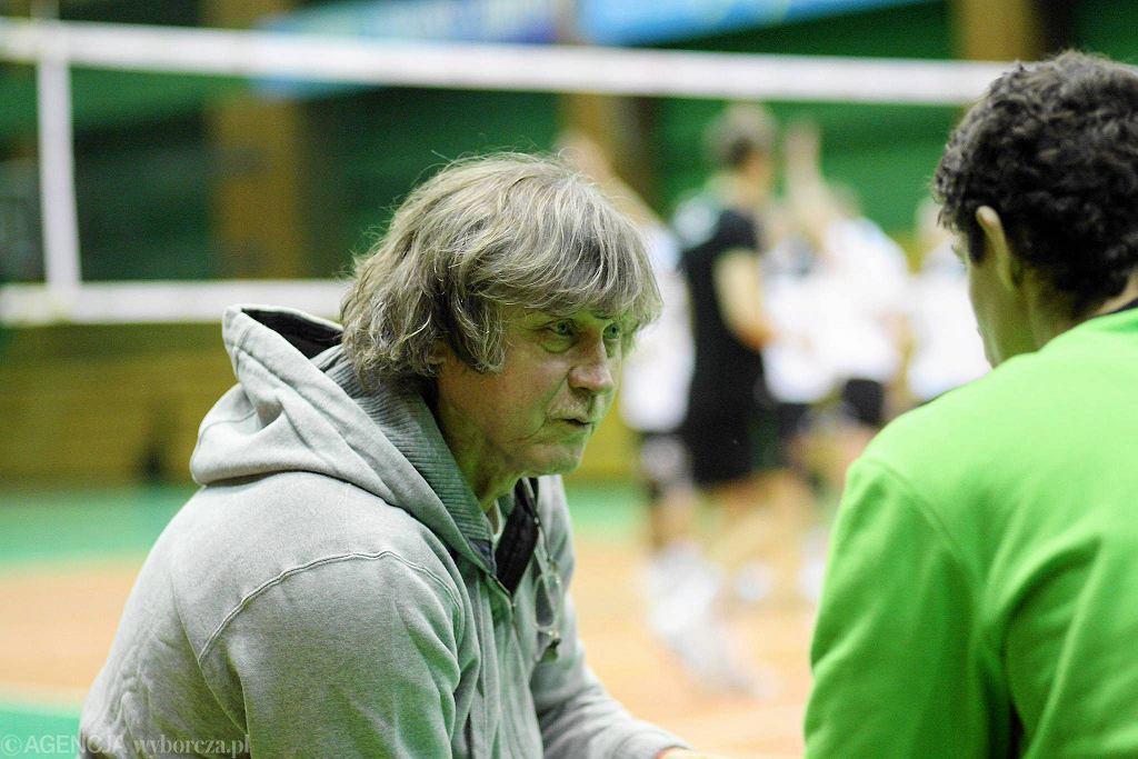 Ryszard Bosek przed laty czarował swoją grą w Milowicach