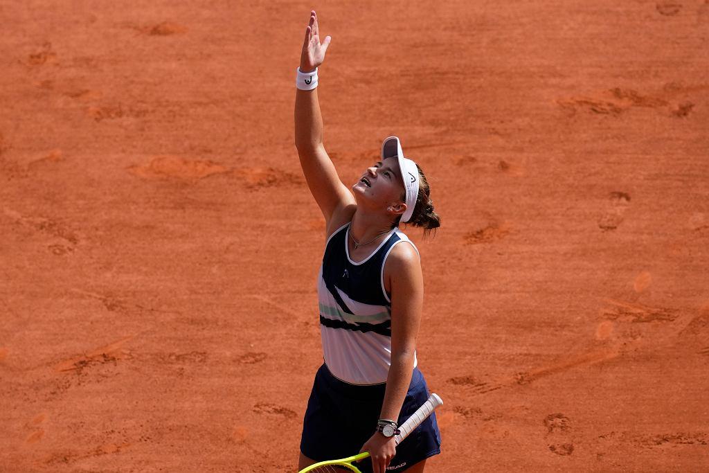 Barbora Krejcikova wygrała turniej singlowy na kortach Rolanda Garrosa.