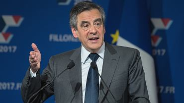 Francois Fillon w 2016 r.