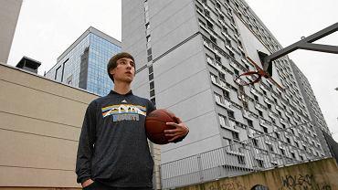 Skaut Denver Nuggets, 21-letni Rafał Juć