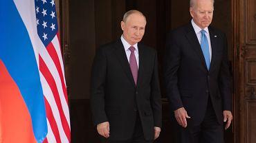 Spotkanie Biden-Putin