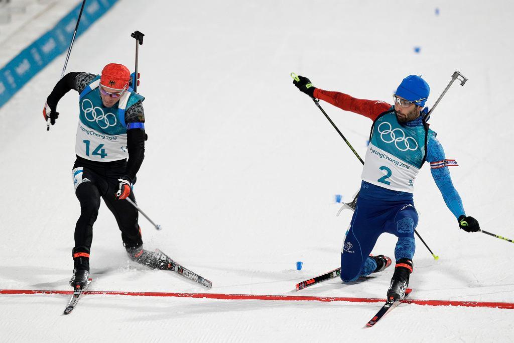 APTOPIX Pyeongchang Olympics Biathlon