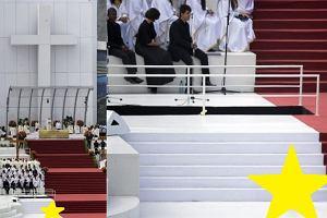Papież Franciszek.