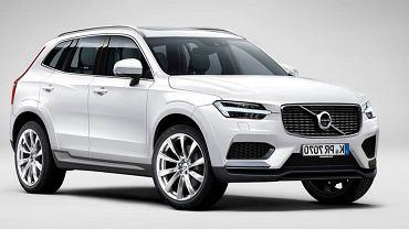 Czy tak będzie wyglądać nowe Volvo XC60?