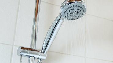 Prysznic (zdj. ilustracyjne)