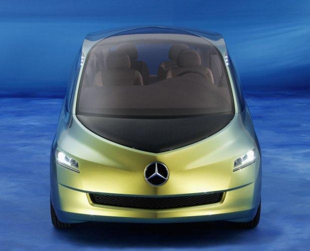 Mercedes Bionic