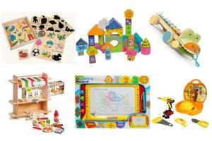 Najlepsze zabawki edukacyjne dla dzieci powyżej 3 lat - połącz zabawę z nauką