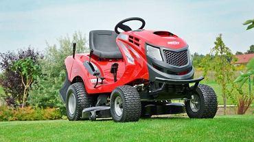 Praktyczny traktorek ogrodowy