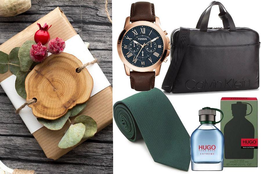 Dobrym pomysłem na prezent dla taty na Boże Narodzenie są markowe perfumy lub zegarek