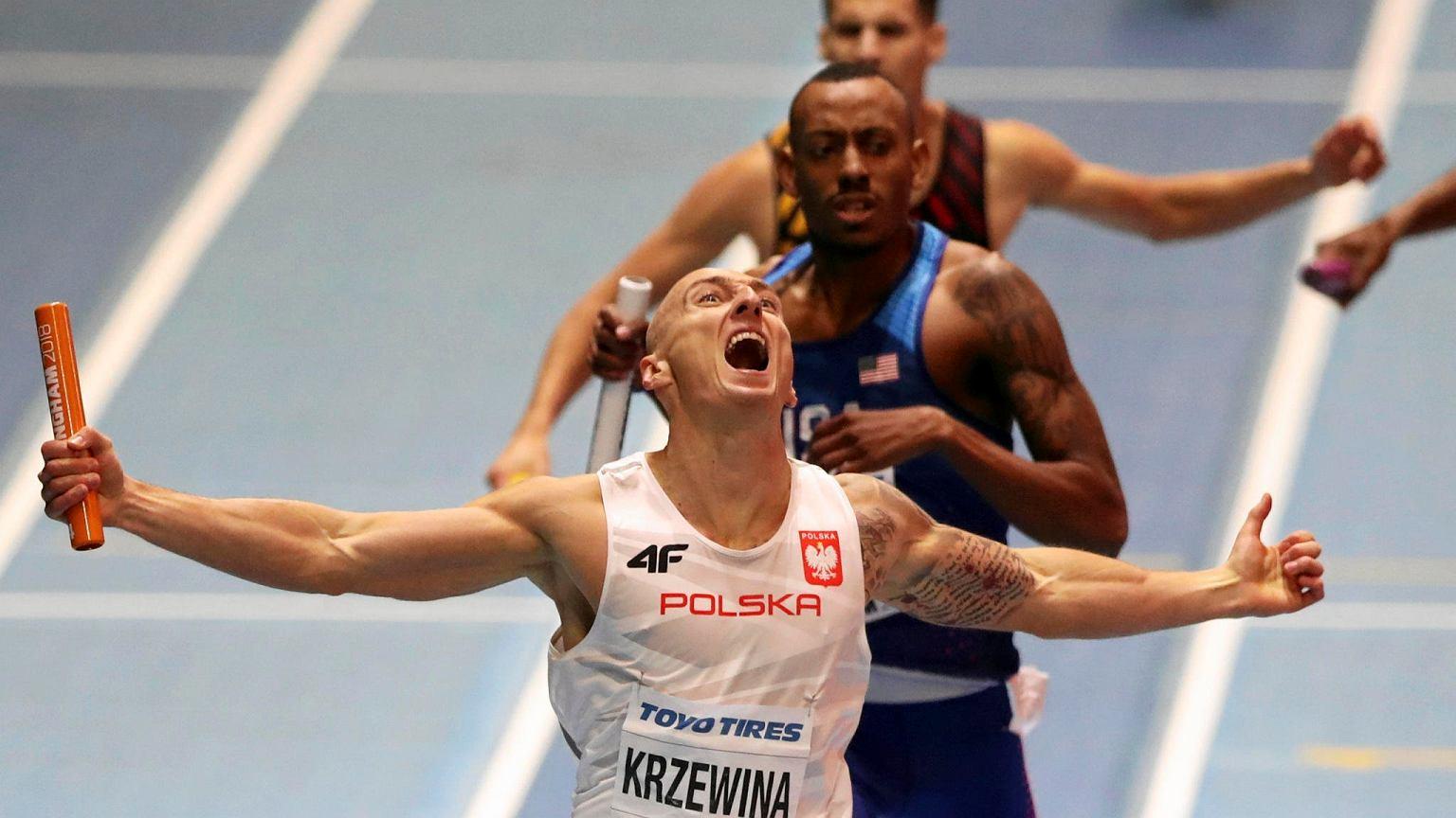 Polski mistrz świata musi czekać na decyzję w sprawie dyskwalifikacji.