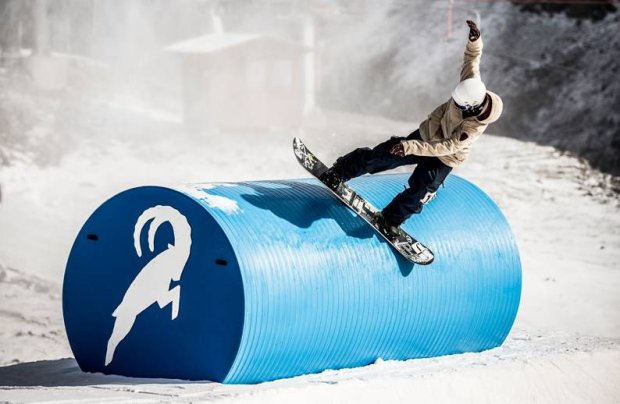 Kaunertal: Snowpark