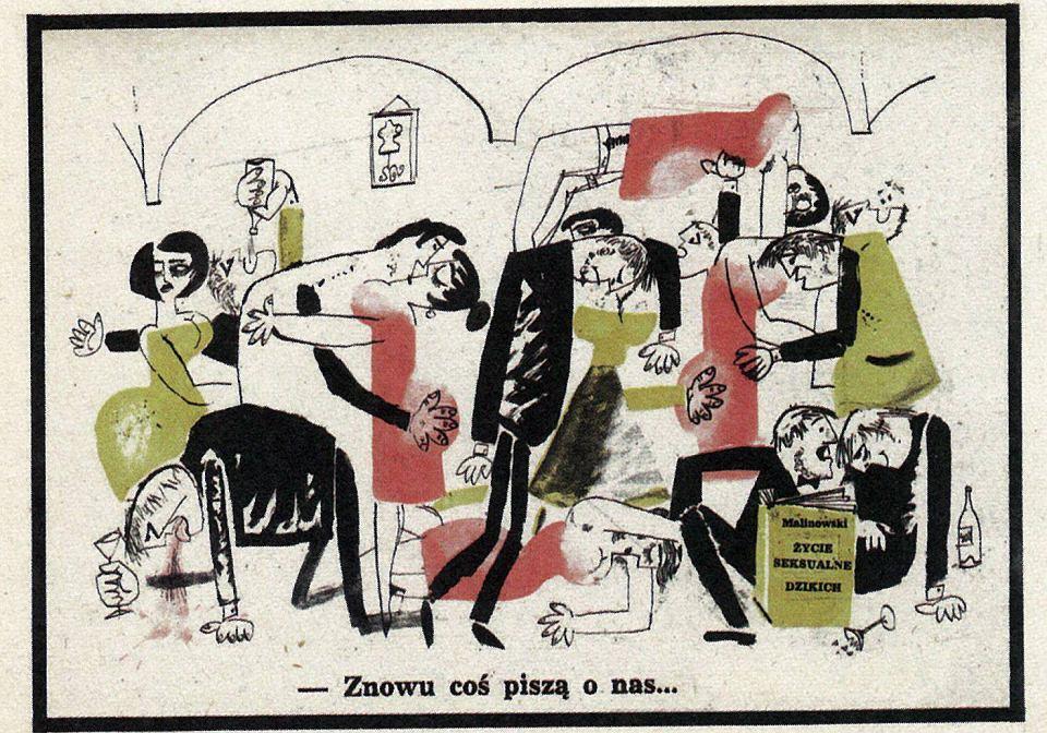 Atmosfera Alkoholowo Erotyczna Zobacz Plakaty Satyryczne Z