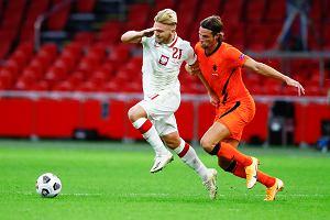 Frank de Boer podał skład reprezentacji Holandii na mecz z Polską