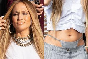 Jennifer Lopez zaliczyła modową wpadkę