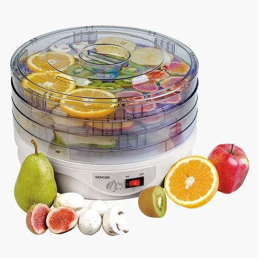 Suszarka do warzyw i owoców Sencor