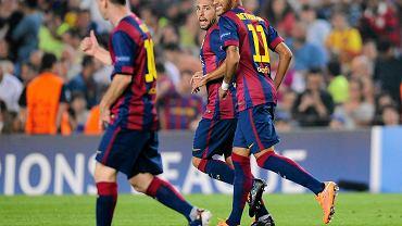 Leo Messi, Jordi Alba i Neymar