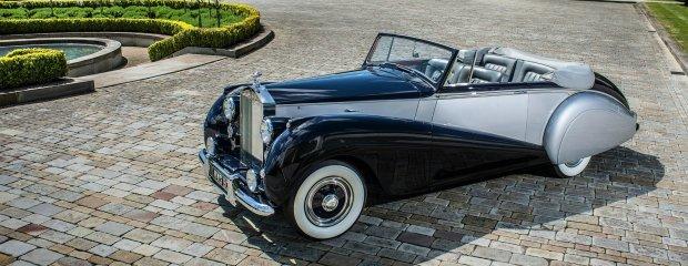 Rolls-Royce Dawn | Będzie nowe wcielenie Ghosta