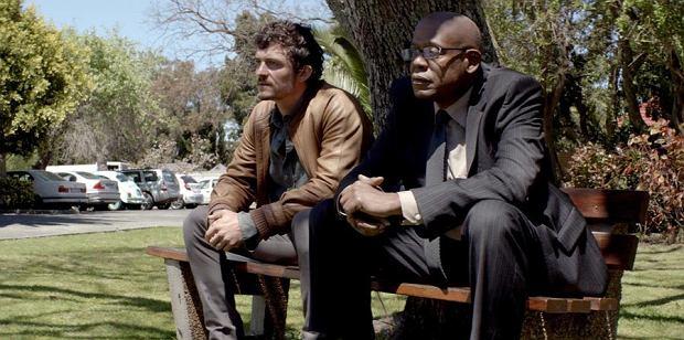 Kadr z filmu 'Zulu'