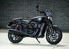 H-D Street Rod - Harley dla zuchwałych