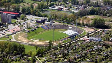 Stadion Polonii Bytom wymaga całkowitej przebudowy. Dziś jedynie straszy