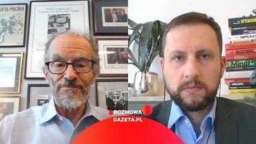 Daniel Fried m.in. o sytuacji z TVN w rozmowie Gazeta.pl