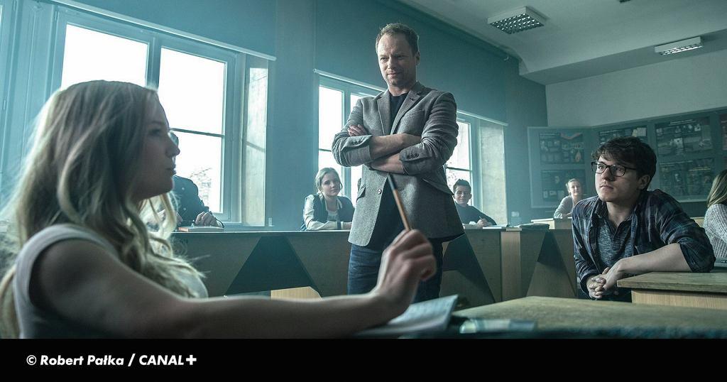 Screen z serialu 'Belfer'