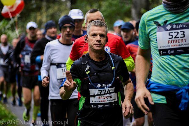 Zdjęcie numer 84 w galerii - Silesia Marathon. Chłód i wiatr niestraszne, rekord pobity! [ZDJĘCIA]