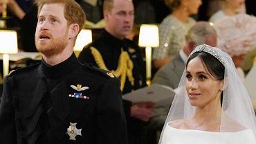 """Biskup, który udzielał ślubu Meghan i Harry'emu wspomina królewską ceremonię. """"Czułem, że niewolnicy są obecni w tym miejscu"""""""