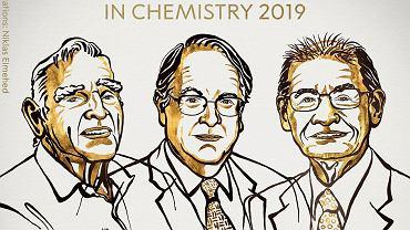 Laureaci nagrody Nobla w dziedzinie chemii w 2019 roku