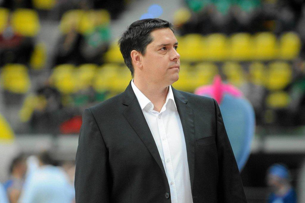 Saso Filipovski, trener Stelmetu Zielona Góra