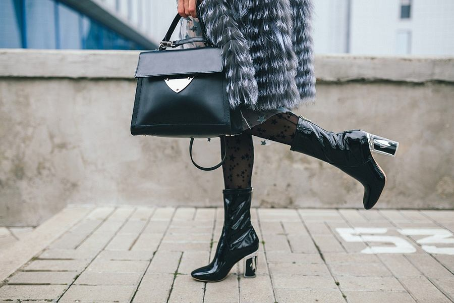 zimowe buty damskie